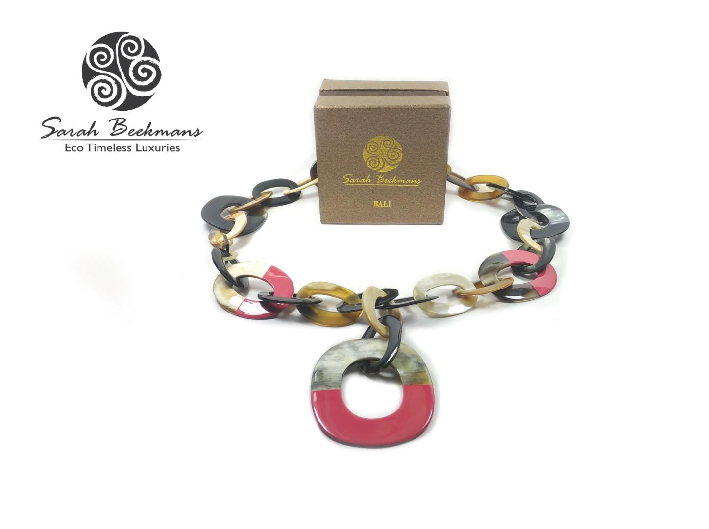 kalung tanduk julia