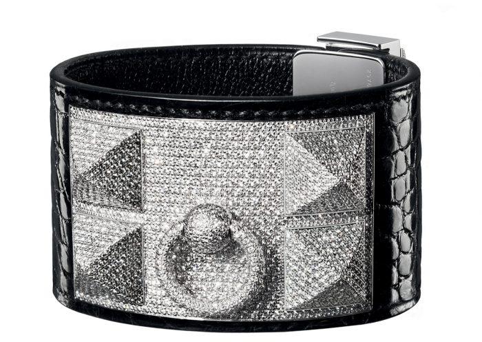 Gelang Hermes asli diamond