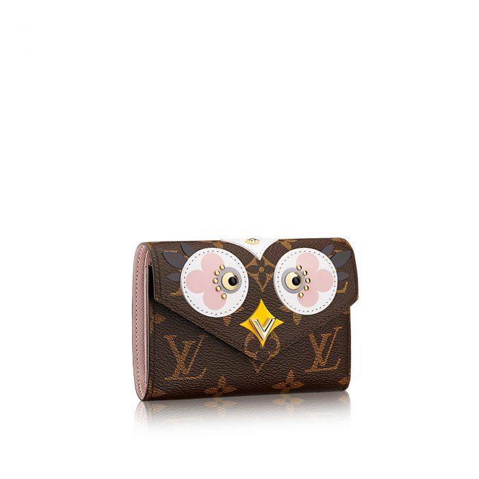 Harga dompet Louis Vuitton asli owl