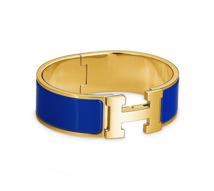 Harga gelang Hermes original blue
