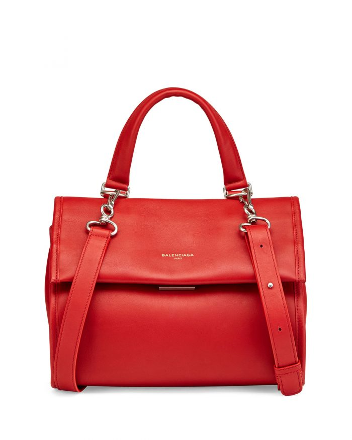 Harga tas Balenciaga asli red