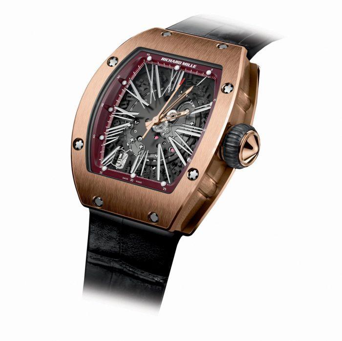 Jam tangan mahal richard red
