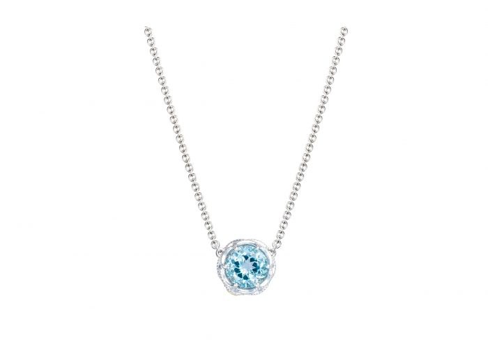 Kalung aksesoris wanita diamond