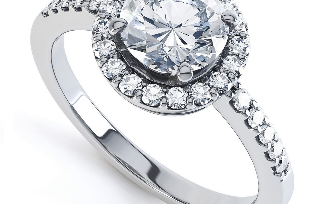 Jual cincin wanita model apa yang timeless