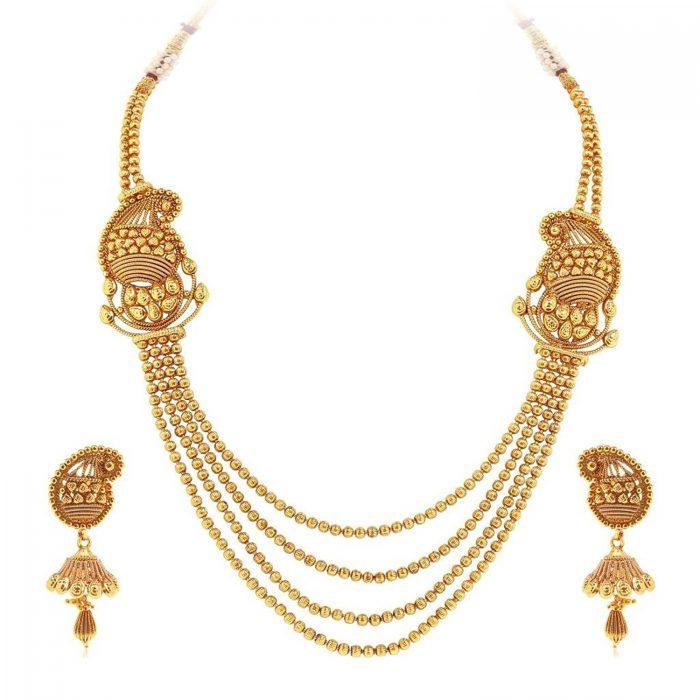 Jual kalung emas online set