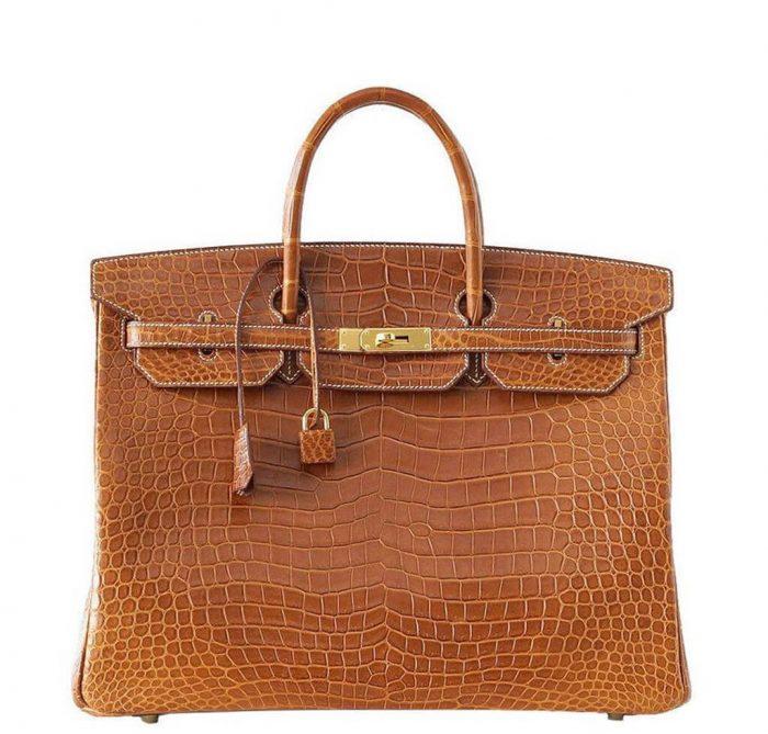 Jual tas Hermes Original brown