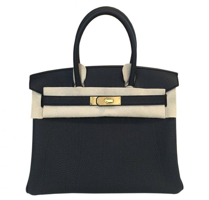 Tas Hermes Original dan harganya black