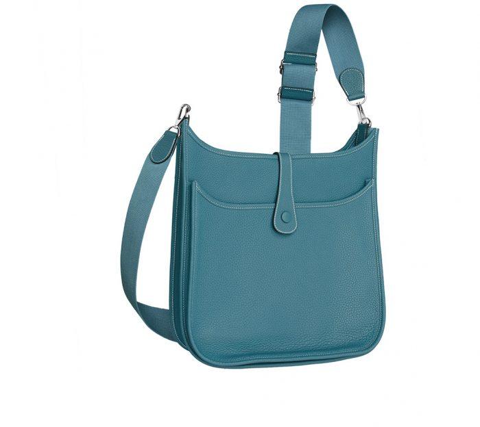 Tas Hermes terbaru dan harganya blue