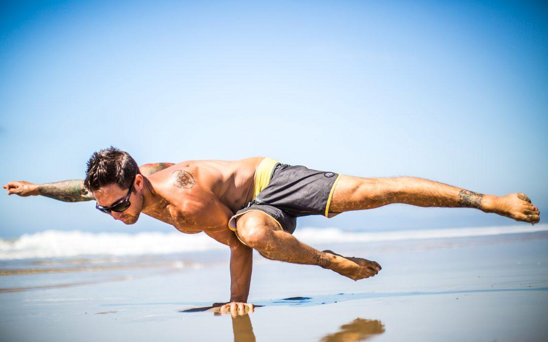 latihan yoga