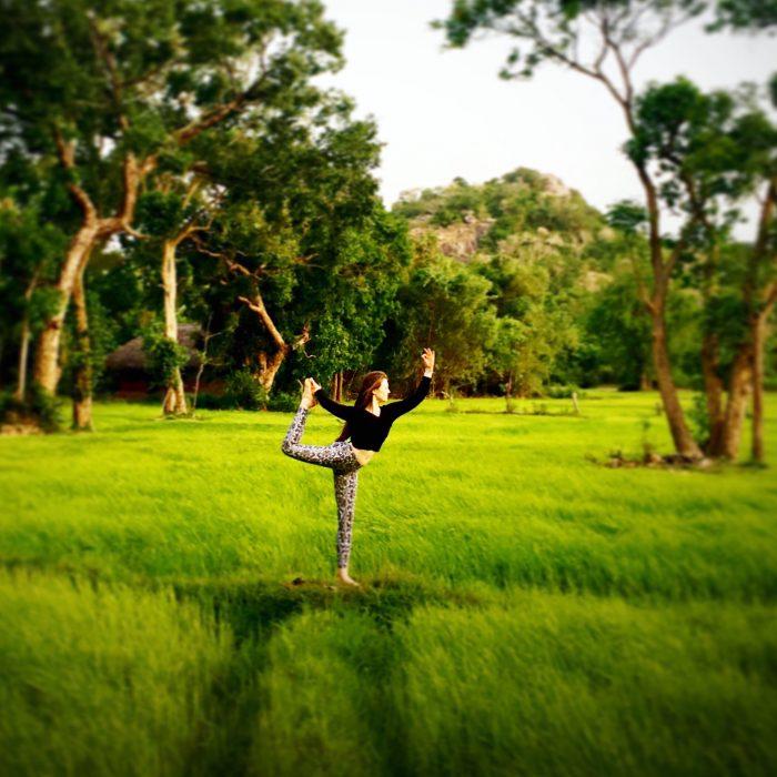 tempat yoga