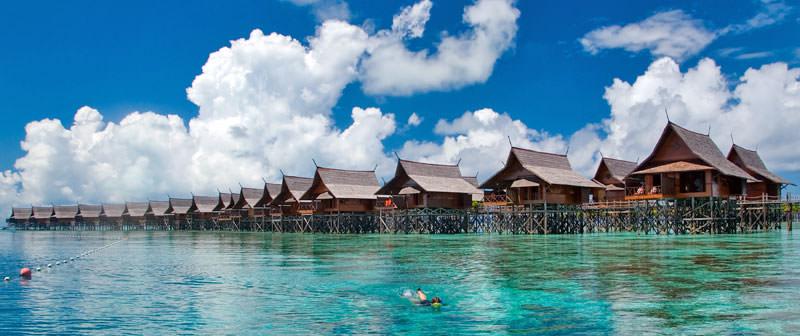 Penginapan Ramah Lingkungan di Pulau Kalimantan