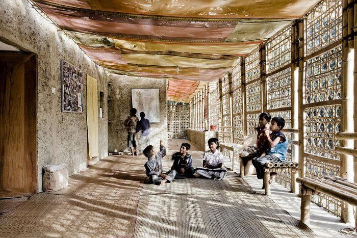 METI handmade school