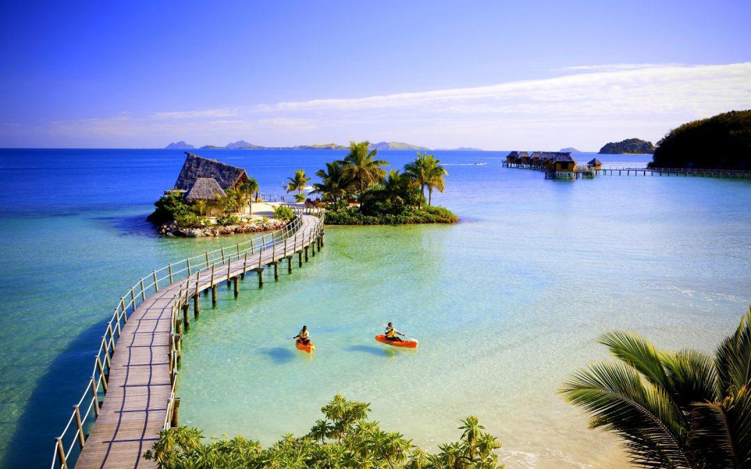 Keindahan Fiji dengan penduduk yang terbahagia di dunia