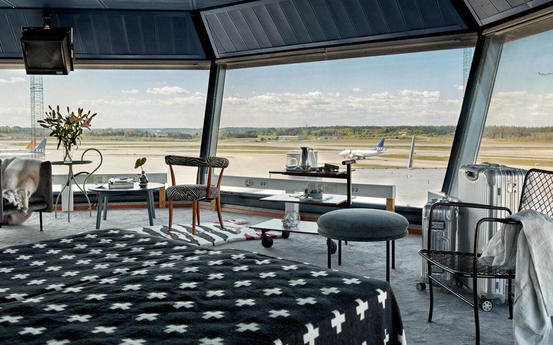 Stockholm Arlanda Airport Teramah Lingkungan di Eropa