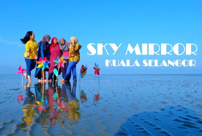 Sky Mirror di Selangor