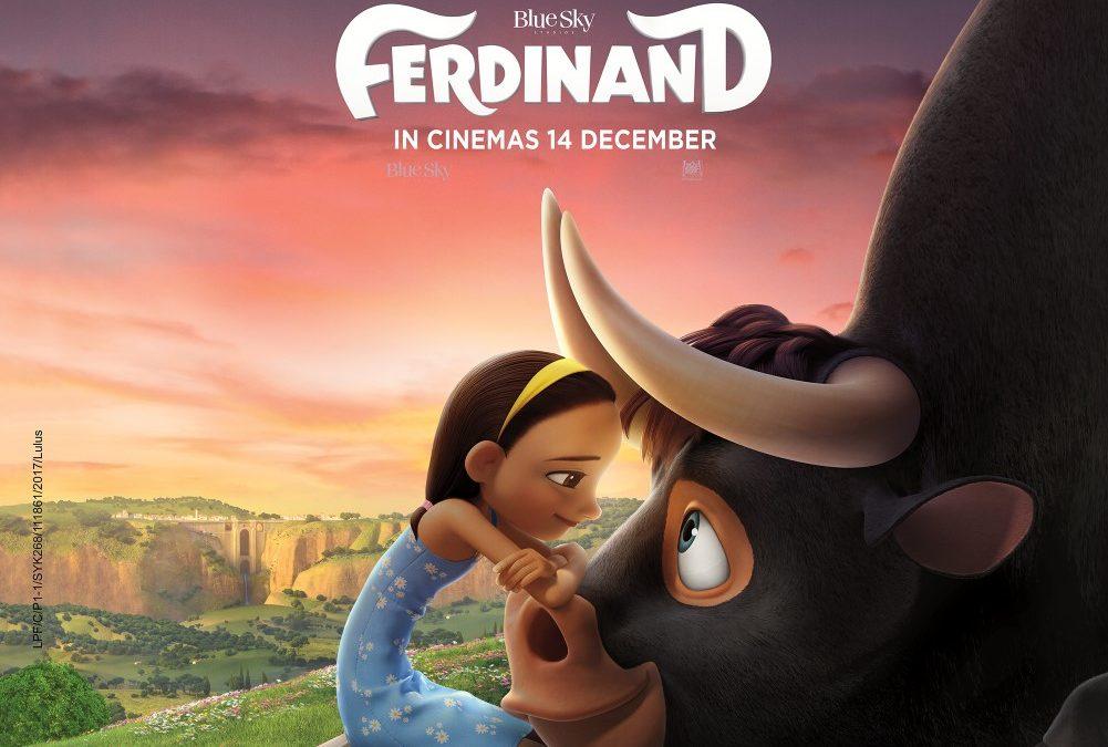 Film Ferdinand Sampaikan Pesan Anti Kekerasan