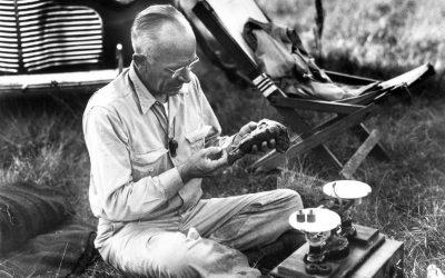 Aldo Leopold Penulis Buku Populer a Sand County Almanac