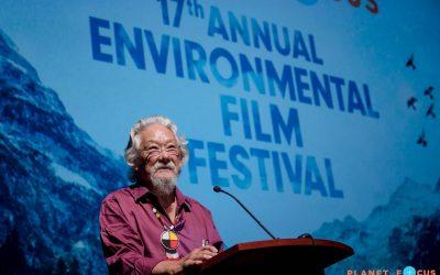 David Suzuki Profesor dan Aktivis Lingkungan dari Kanada