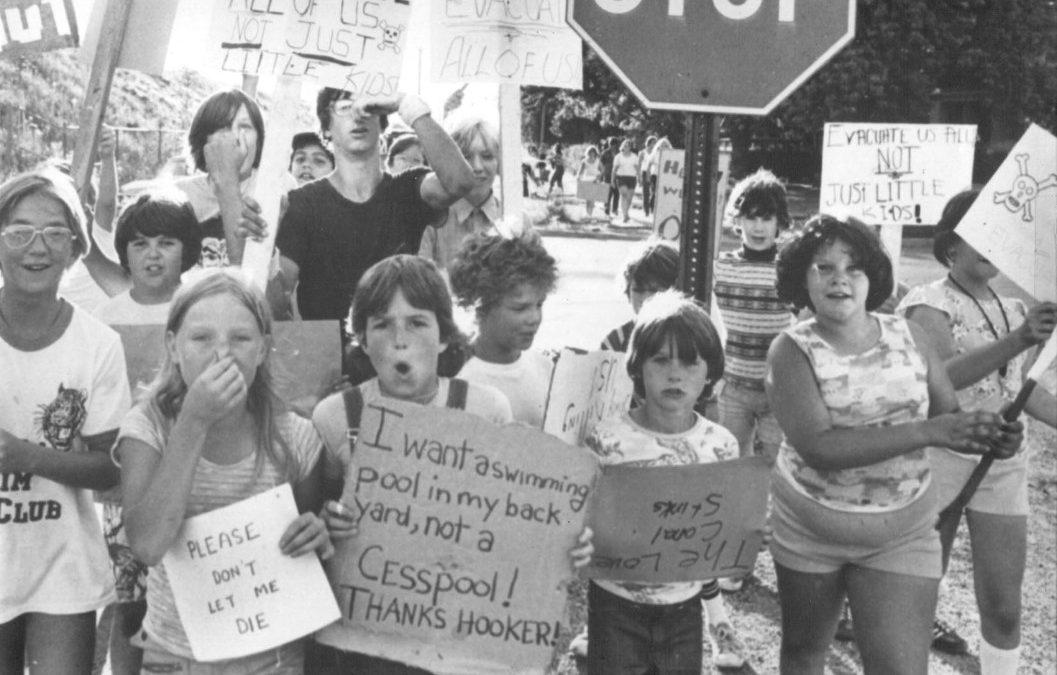 Lois Gibbs Aktivis untuk Lingkungan Bebas Toxic