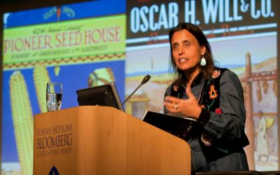 Winona LaDuke Memperjuangkan Hak Penduduk Asli Amerika