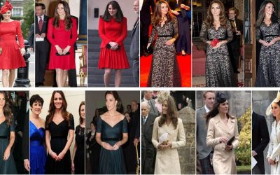 Kate Middleton dan Gaya Recycle Yang Fashionable