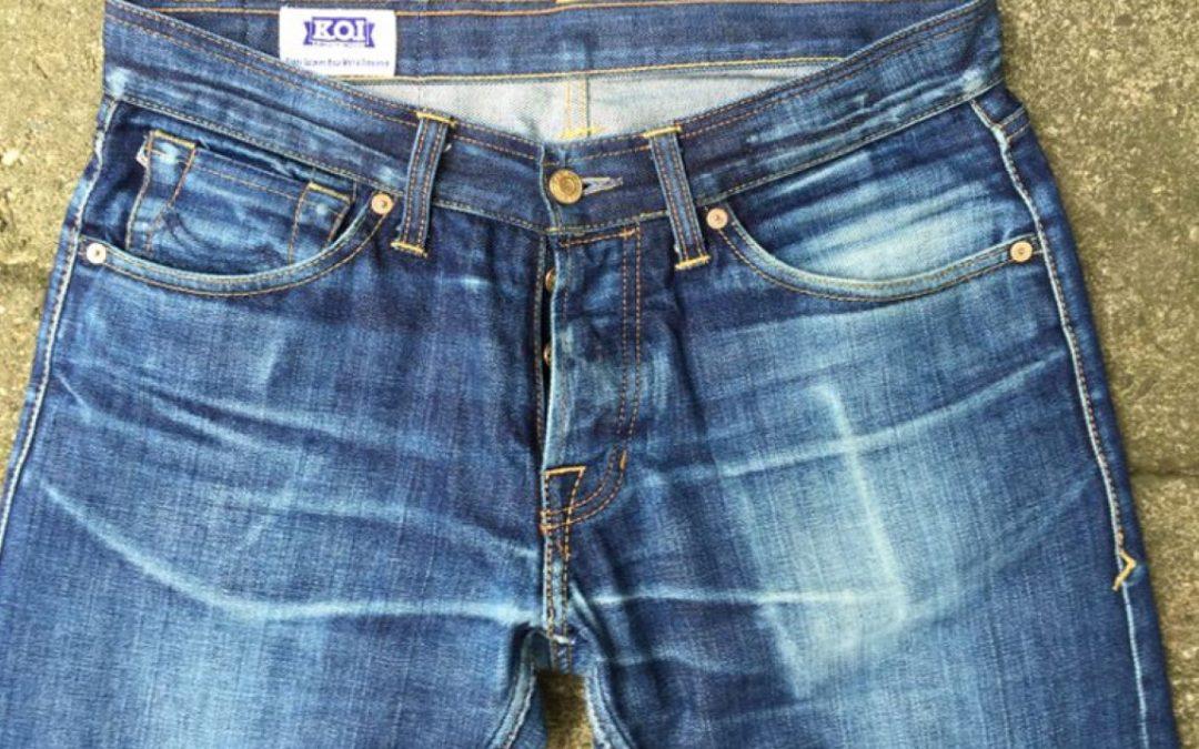 Koleksi Jeans Ramah Lingkungan Untuk Koleksi Tahun Baru