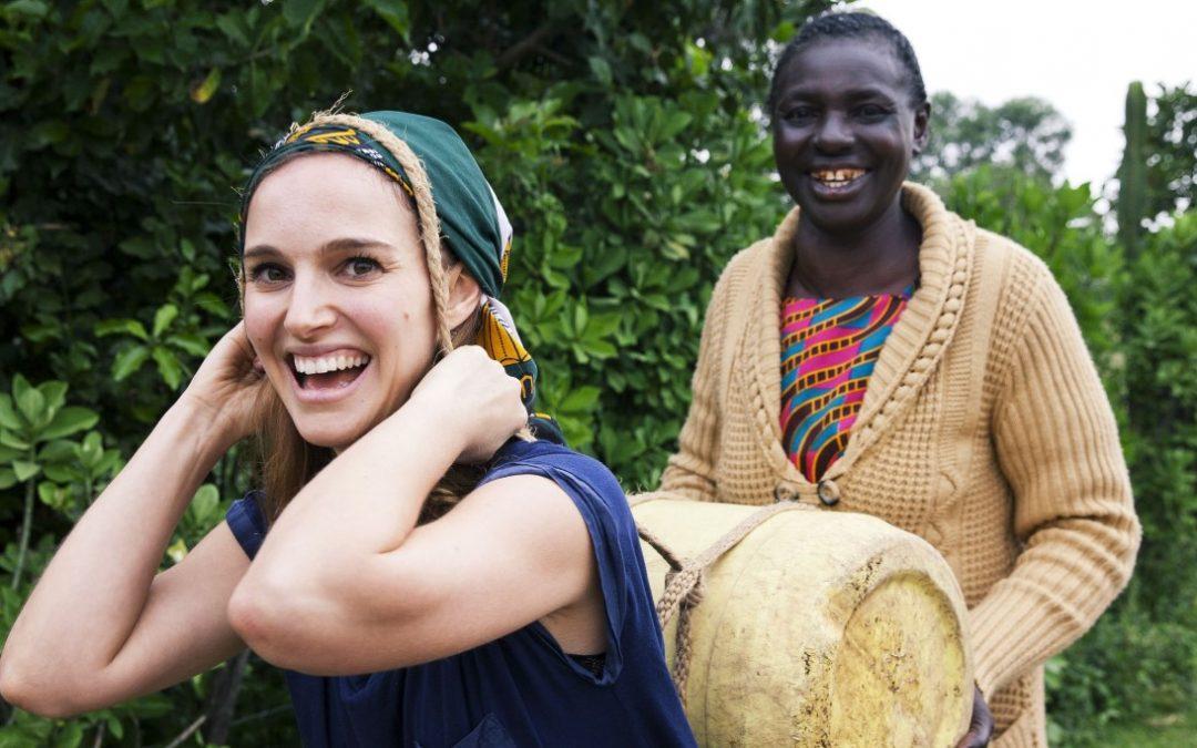 Natalie Portman dan Penghargaan Lingkungan