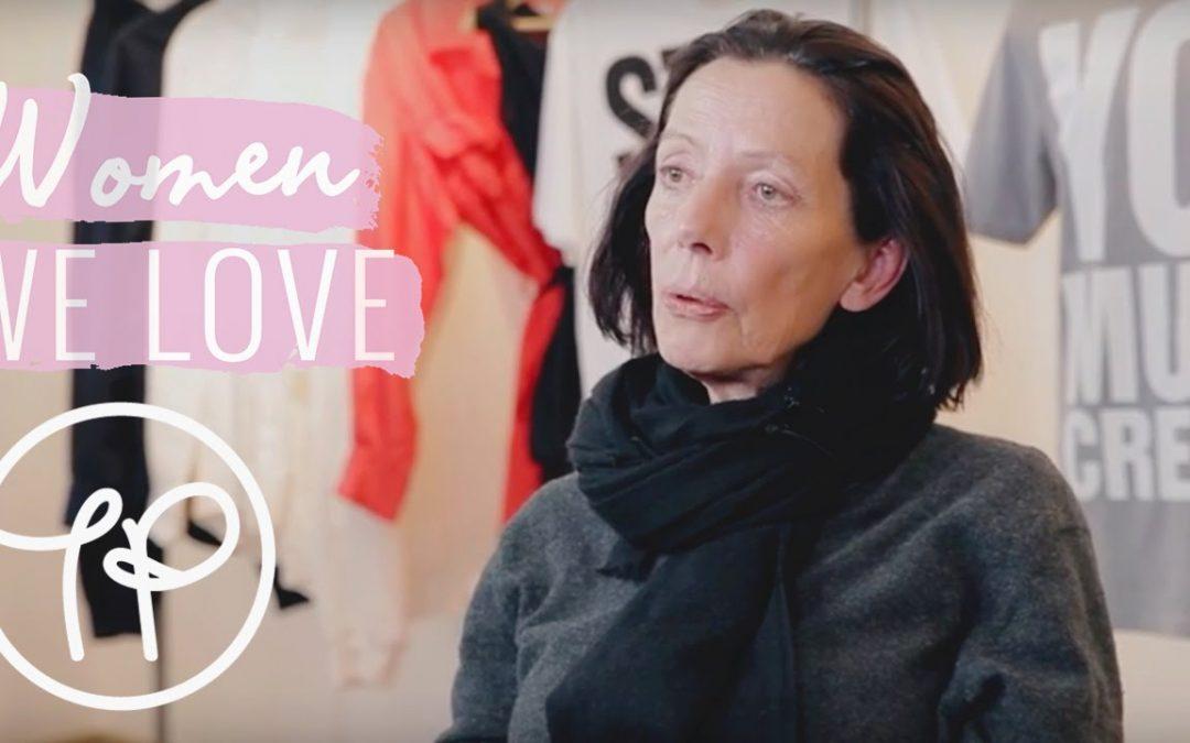 Katharine Hamnett Desainer Inggris Yang Penuh Etika
