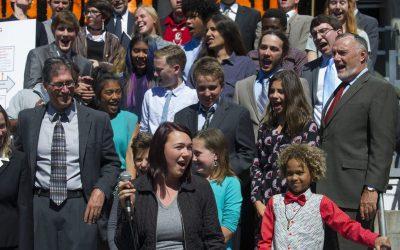 Kelsey Cascadia Rose Juliana Pahlawan Lingkungan Muda