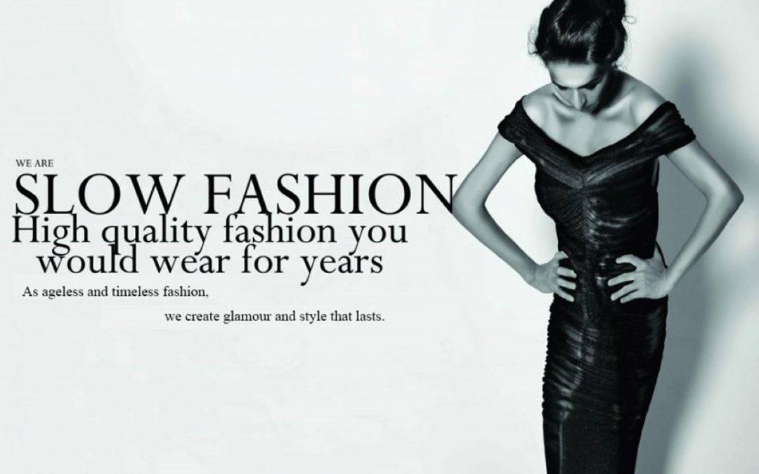 Apakah Gerakan Slow Fashion & 5 Alasan Anda Harus terlibat