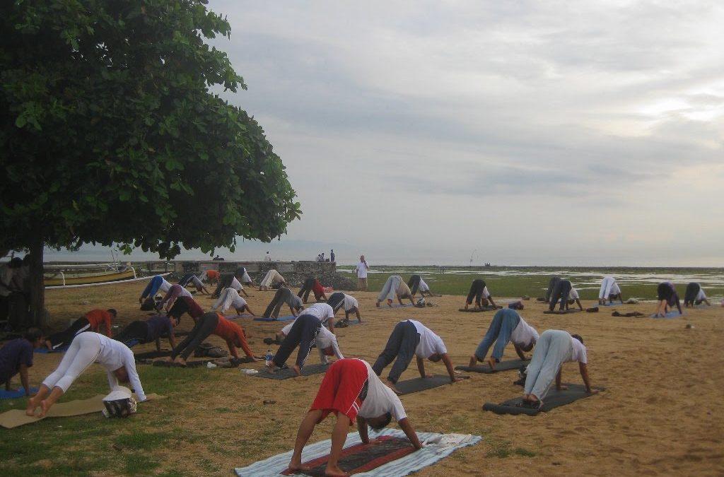 Latihan Yoga Gratis di Bali? Tentu Saja Bisa