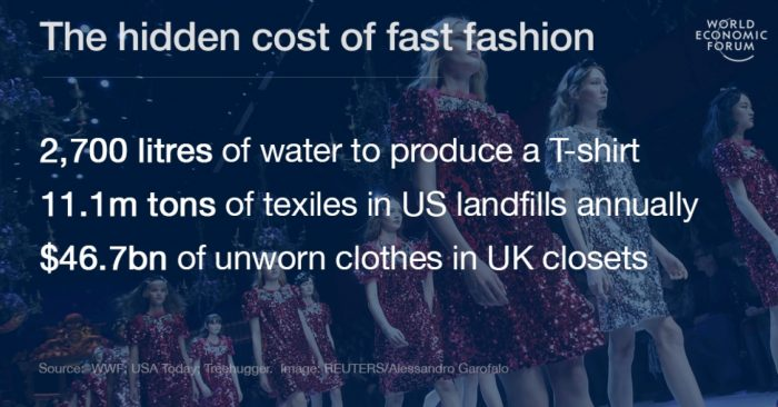 isu utama di industri fast fashion