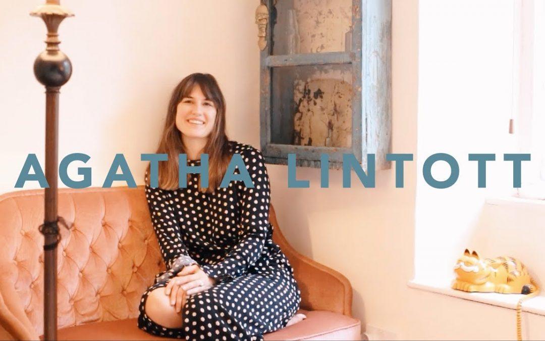 Agatha Lintott Beralih Dari Dunia Fesyen Mewah ke Fesyen Hijau