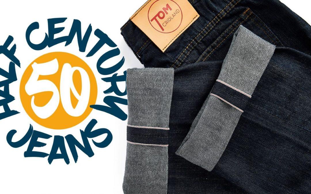 Half Century Jeans, Jeans yang Awet Sampai Setengah Abad
