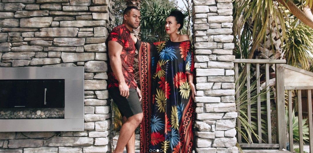 Mena Pakaian Ramah Lingkungan dari Samoa
