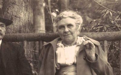 Kecintaan Anna Botsford Comstock Terhadap Serangga