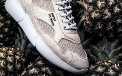Sepatu Mercer Amsterdam Terbuat dari Buah Tropis Ini