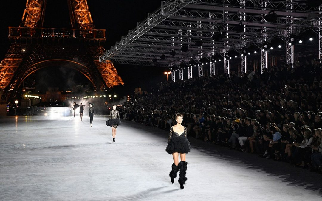 Apakah Gerakan Paris Good Fashion?
