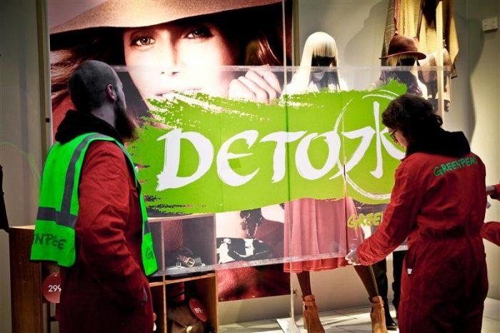 greenpeace detox catwalk campaign kampanye detox catwalk greenpeace