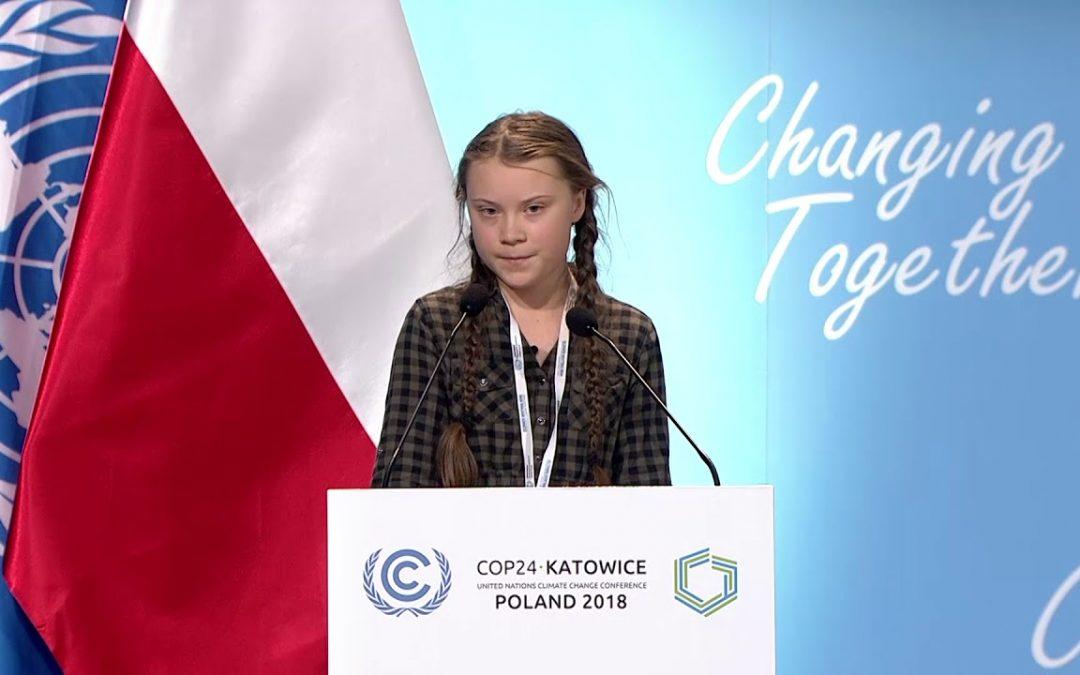 Greta Thunberg Aktivis Muda dari Swedia