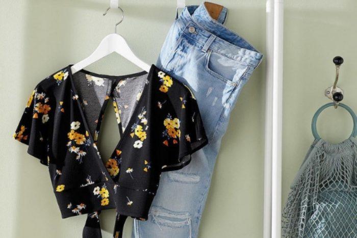 pakaian bekas dan vintage H&M