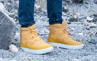 Sepatu Berbahan Aneka JenisTanaman dari Native Shoes